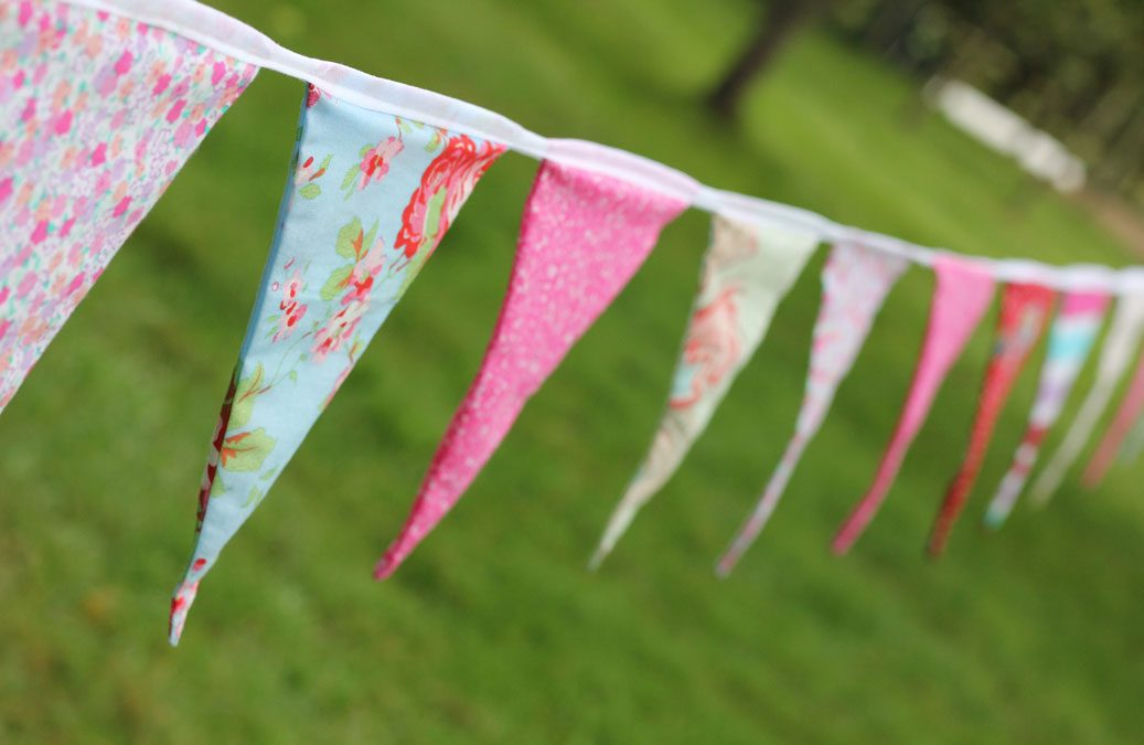 Bunting – Made to Order