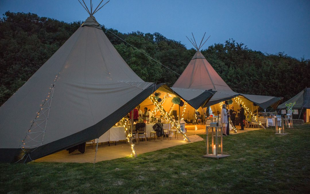 Practical tips when planning a Tipi event