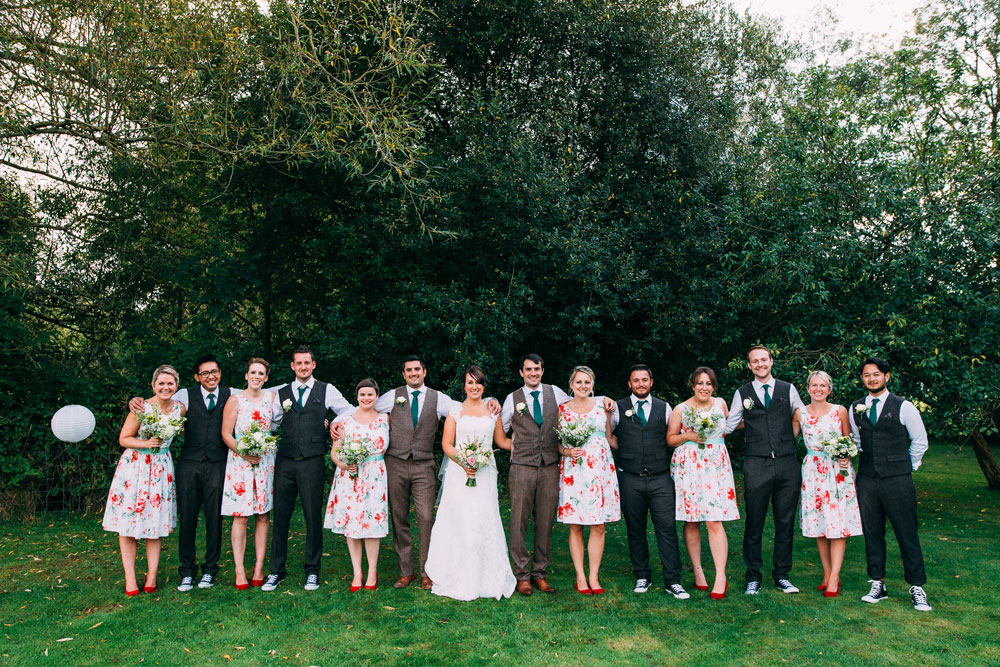 Real Tipi Weddings: Tepee Wedding Four Oaks Farm, West Sussex