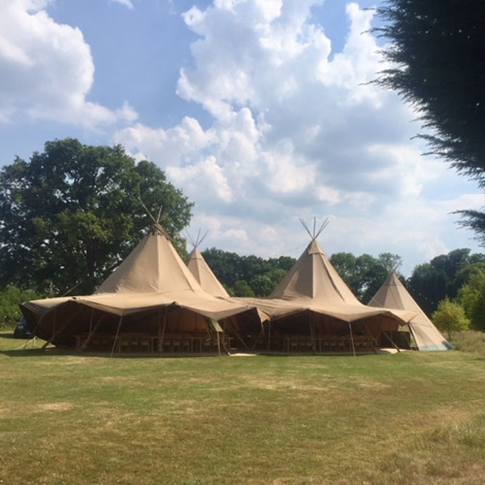 Fitted In Sussex Surrey And Kent: Tipi Hire Venues & Land