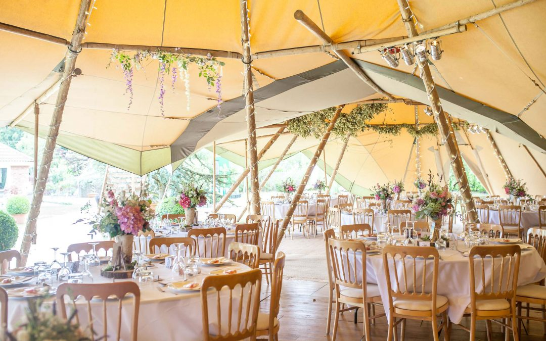 Add a touch of style to your Tipi interior