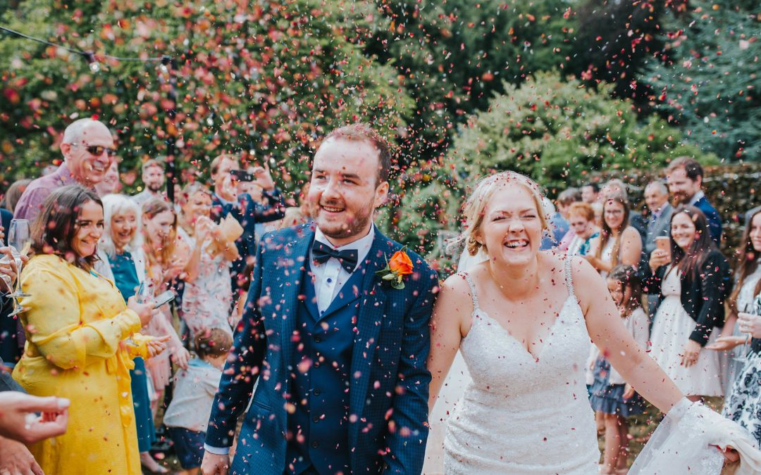 CONFETTI OPTIONS THAT WON'T HARM OUR PLANET