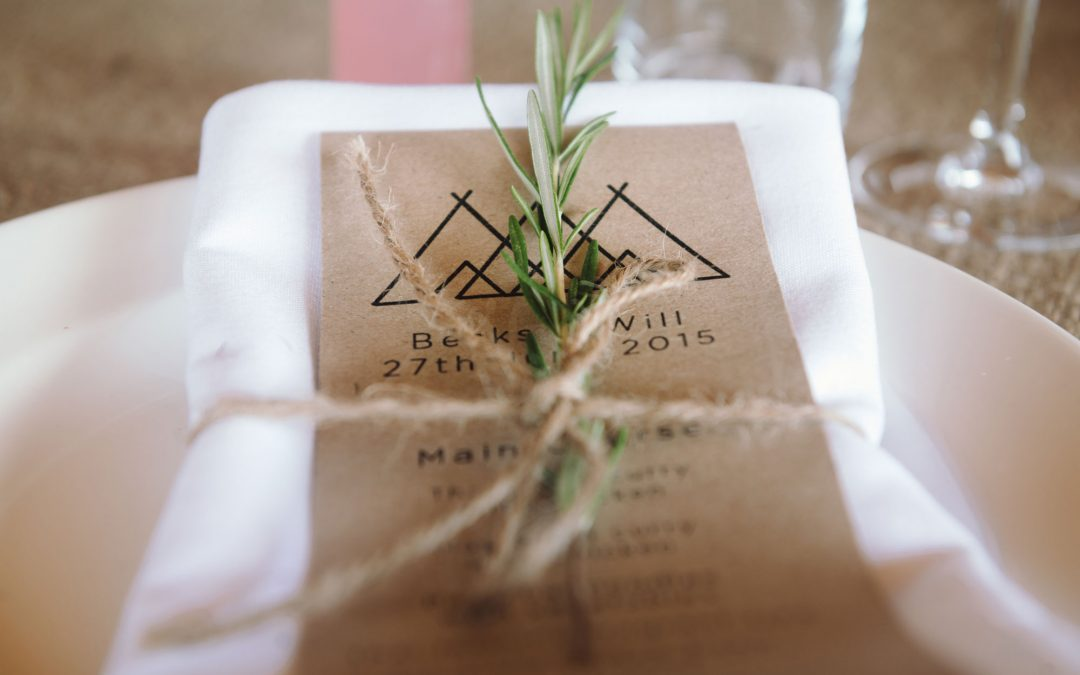 How to choose the perfect wedding theme