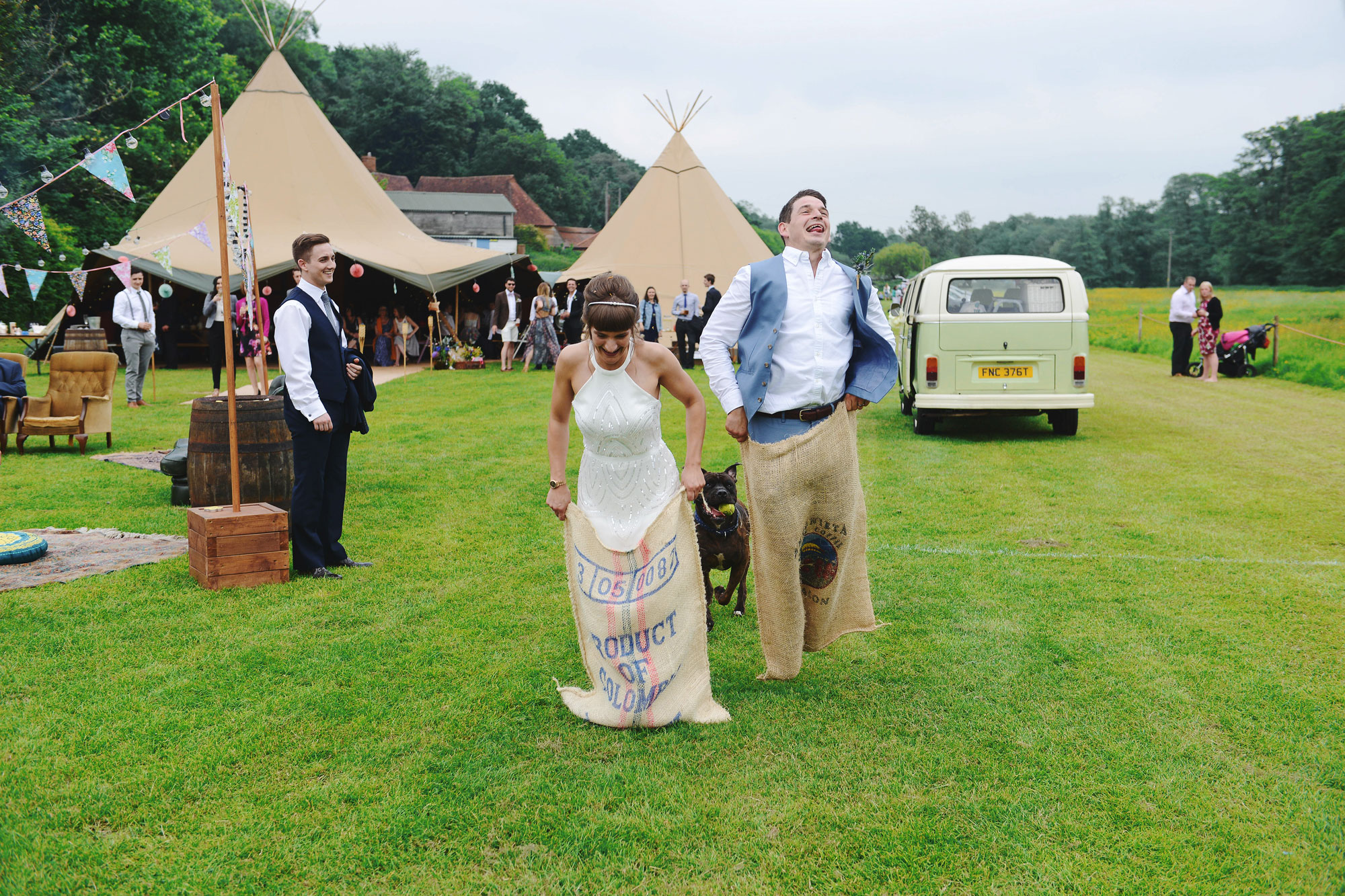 Outdoor Games For Those Mid Wedding Lulls Tentario Tipi Hire