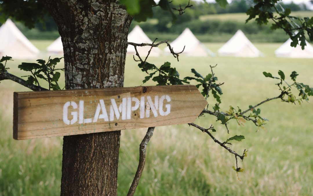 Why glamping makes the perfect guest accommodation!