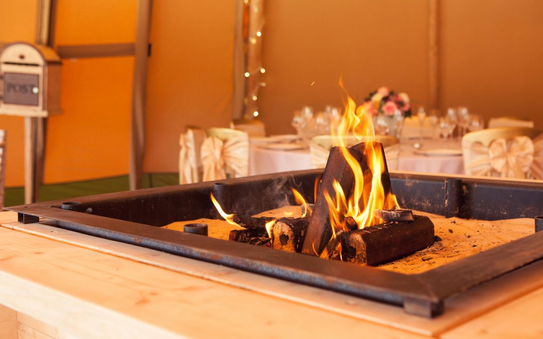 Tipi Fireplace Tips & Tricks