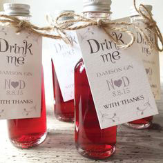 Wedding Favour Ideas For A Tipi Wedding
