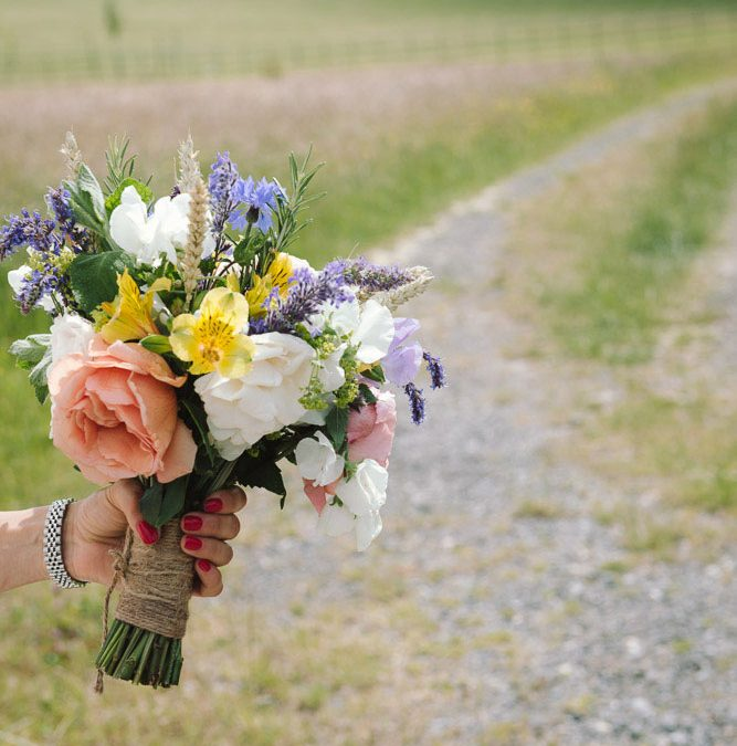 What are your wedding flowers trying to say?